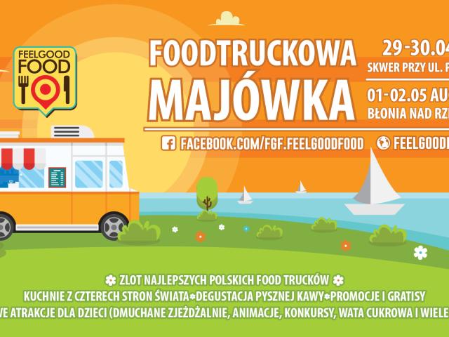 Foodtruckowa Majówka – Ełk i Augustów