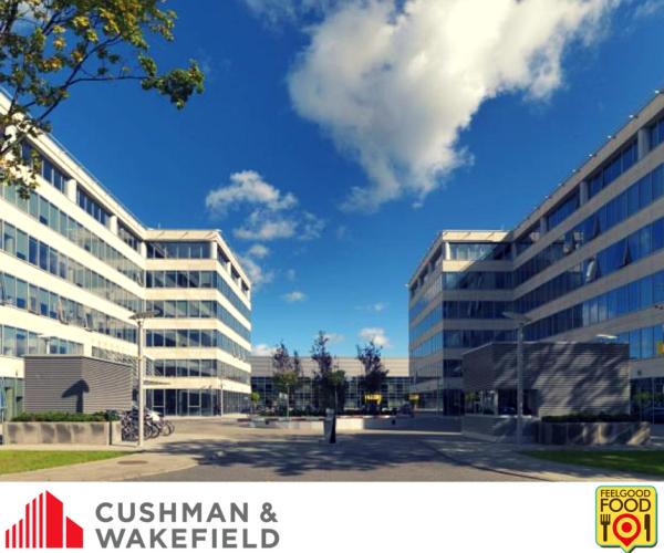 Nawiązaliśmy współpracę z firmą Cushman&Wakefield
