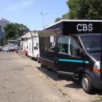 Logo CBS Truck