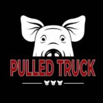 Logo Pulled Truck