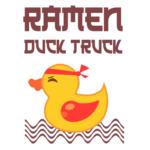 Logo Ramen Duck Truck